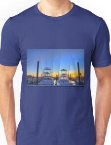 Marina Sunrise_2 Unisex T-Shirt