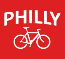 I Bike Philly - Philadelphia, PA by robotface