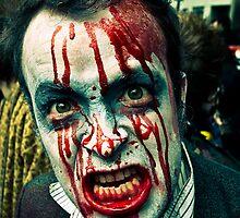 Zombie Walk (2) by Reg  Lyons