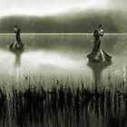 The dance on Ghost Lake by Milamber