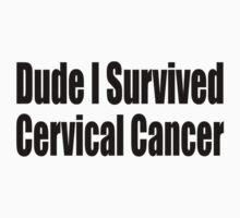Cervical Cancer One Piece - Short Sleeve