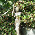 statue by kony