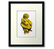 Venus of Strapondorf Framed Print