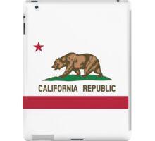 California Flag iPad Case/Skin