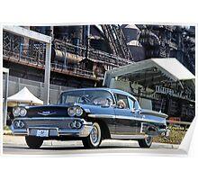 1958 Chevrolet Imapla Poster