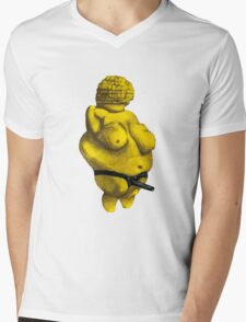 Venus of Strapondorf Mens V-Neck T-Shirt