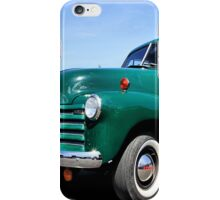 1949 Chevy 3100 iPhone Case/Skin