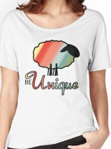 Be Unique Women's Relaxed Fit T-Shirt