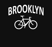 I Bike Brooklyn, NYC - Fixie Bike Design Zipped Hoodie