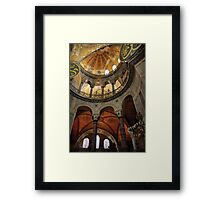 Aya Sofya #1 Framed Print