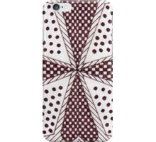 Red Cards iPhone Case/Skin