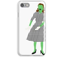 50'S - 60'S DOT STYLE ZOMBIE iPhone Case/Skin