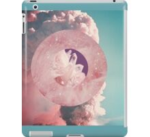 Crystal Candy Volcano iPad Case/Skin