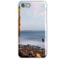 Liddle Stack - Chemical Beach, Seaham iPhone Case/Skin