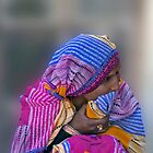 Colorfully Bashful by phil decocco