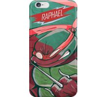 raphael TMNT iPhone Case/Skin