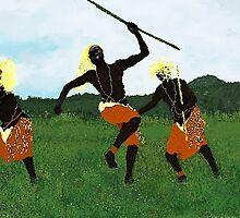 African soul by JamesKaggwa
