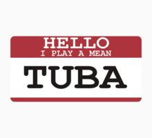 Tuba Kids Tee