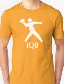 iQB WHITE Unisex T-Shirt