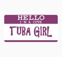 Tuba Baby Tee