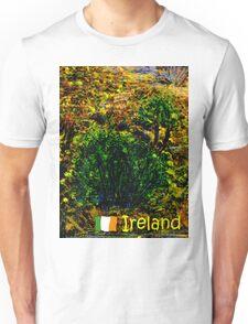jGibney Ireland 1999 Kerry Lake District Ireland The MUSEUM Red Bubble Gifts Unisex T-Shirt