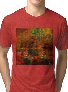 rue marbeuf Tri-blend T-Shirt