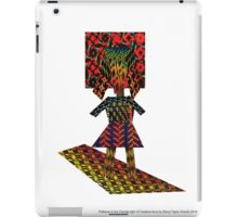 Patterns in the Female Light of Creative Aura by Darryl Taylor Kravitz 2015 iPad Case/Skin