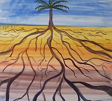 Tamar means palm tree by Tamar Stanford