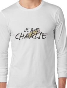 Je Suis Charlie Long Sleeve T-Shirt