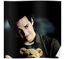 The Vampire Diaries - Kai Parker Poster