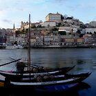 Ribeira do Porto by SandraPerdigao