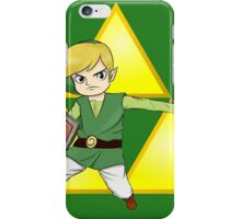 The Waker of Winds iPhone Case/Skin