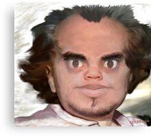 Cousin Baby Face Louie Canvas Print