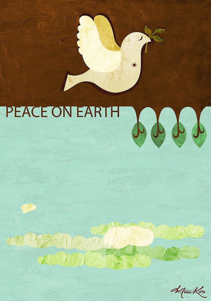 Peace On Earth by MissKoo
