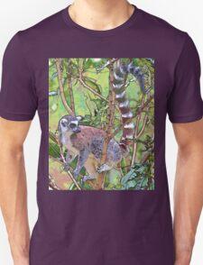 Lemur Sketch T-Shirt