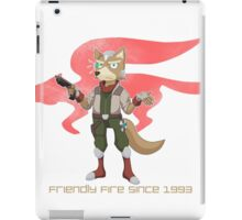 Friendly Fire iPad Case/Skin