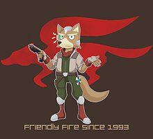 Friendly Fire by R64-art