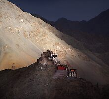 Himalayan monastery by 101moments