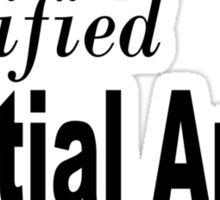 Certified Sticker