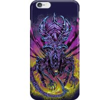 LONG LIVE THE QUEEN (color) iPhone Case/Skin