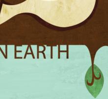 Peace On Earth (Tee version) Sticker