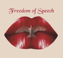 Freedom of Speech by saleire