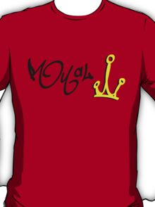 Royal Crown. T-Shirt