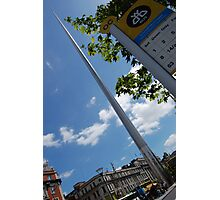 Dublin Tipsy!! Photographic Print