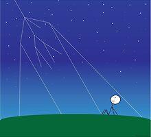 Cosmic Ray by vanillaneutrino