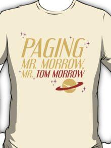 Mr. Morrow T-Shirt