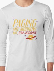 Mr. Morrow Long Sleeve T-Shirt