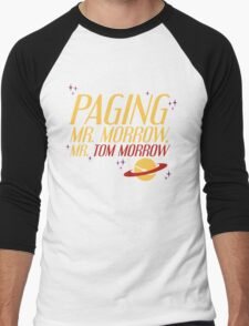 Mr. Morrow Men's Baseball ¾ T-Shirt