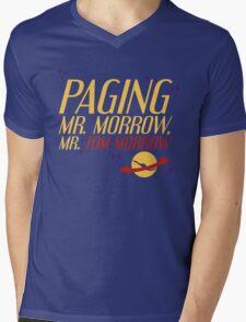 Mr. Morrow Mens V-Neck T-Shirt