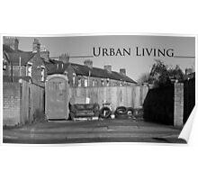 Urban Living Poster